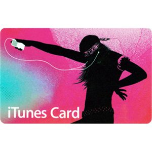 iTunes $10 Gift Card